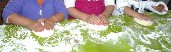 Bambini in cucina - Birbe in erba Roma
