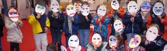 Laboratorio d'arte per bambini